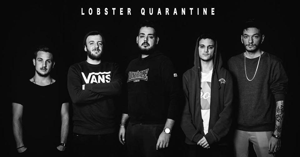 Studio Lobster, membri in bianco e nero