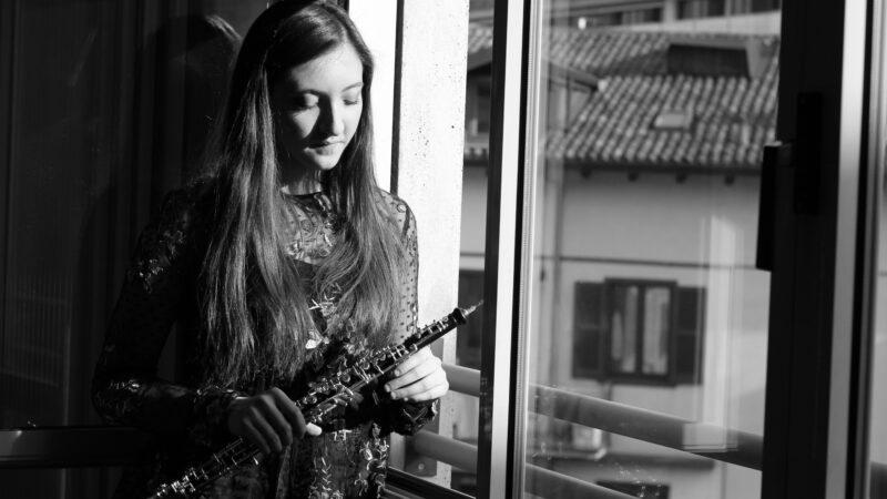 Alessia Vermi, oboe, talento e arte!