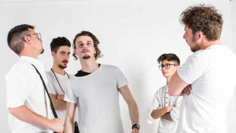 Overture: una giovanissima rap band
