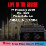 Locandina live in the rescue